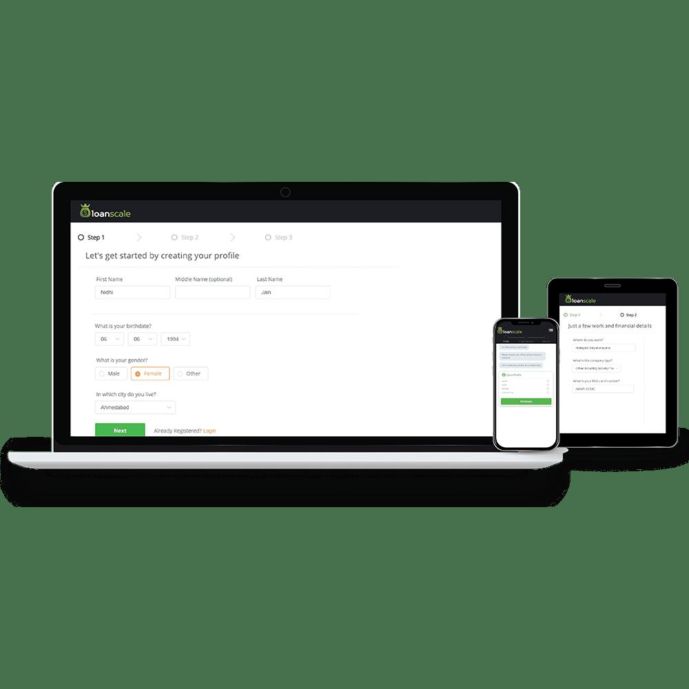 Online-Finance-Portal