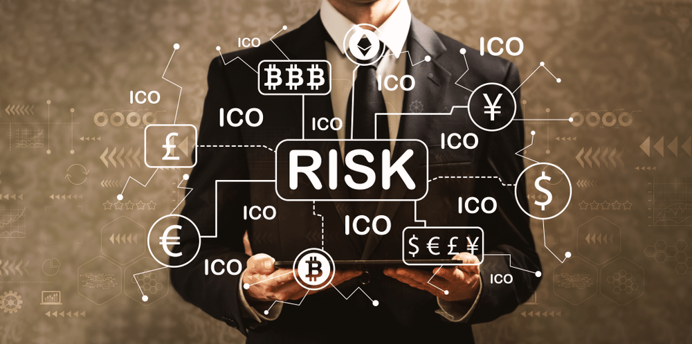 blockchain risk